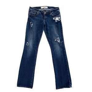 Abercrombie & Fitch Bootcut